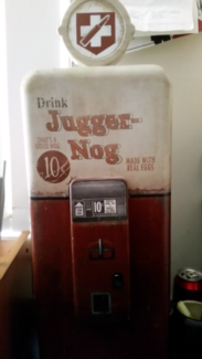 Juggernog Fridge only  Black OP 3