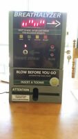 BREATHALYZER MACHINES for Rent or No Obligation Installation