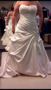 Beautiful Ivory Wedding Dress