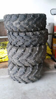 Set of ATV tires for $100