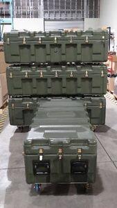 Pelican Hardigg Case d'expédition Surplus Militaire