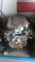 03-06 Acura MDX Engine / Motor J35A5 - Only 50,000km!!!