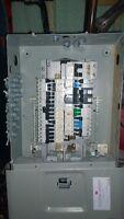 panneau electrique 200amp 40 circuits