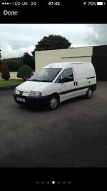 See pictures Peugeot expert/Renault kangoo/ford transit connect all full mot