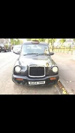 London Taxis International TX2