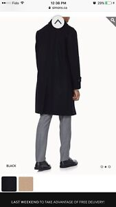 Le 31 Simons dress coat for men West Island Greater Montréal image 7