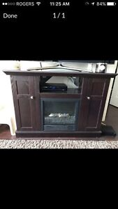 Electrical Fire Place Cabinet