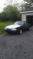 1990 Ford Mustang LX Coupe 5.0