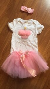 Birthday Outfit size 18m