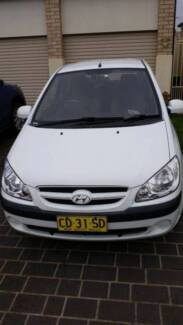 2008 Hyundai Getz Hatchback Prestons Liverpool Area Preview
