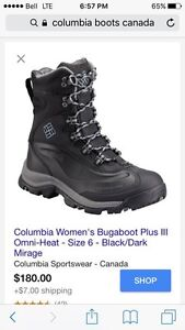 Columbia Woman's Boots