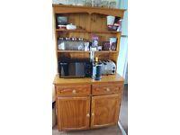 Dresser Kitchen Unit