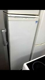 White beko frost free H 150cm W 55cm freezer good condition with guarantee bargain