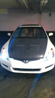 2003 Honda Accord Coupe - 6 Cyl, Sunroof, Leather Interior