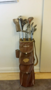 Burley Golf Clubs with Bag Morphett Vale Morphett Vale Area Preview
