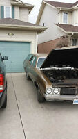 1970 cutlass wagon (flat top)