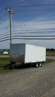 FOR SALE - CARGO TRAILER