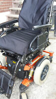 Quantum 6000 Power wheelchair.