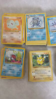 600 Pokemon Cards Lot Sale (Between 10 & 15 years old cards)