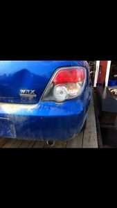 2006 Subaru WRX parts wagon  or Factory Five 818 doner