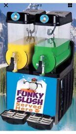 Brand new Slush machine 2 X 12litre