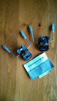 Salomon binding brake unit set