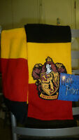 collectible Harry Potter Gryffindor scarf