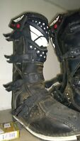 Like new fly racing boots size 7