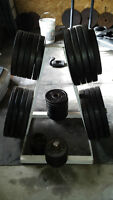 Powerlifting, Strength training, Gym Equipment for sale