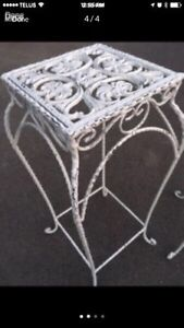 Wrought Iron Plant Stands  Peterborough Peterborough Area image 4