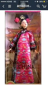 Barbie - Princess of China
