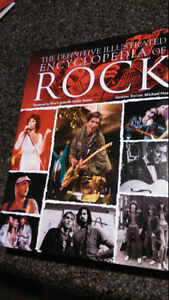 The Definitive Illustrated Encyclopedia of Rock / Stones Zeppeli
