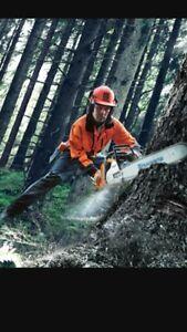 Firewood blocking