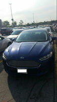 2014 Ford Fusion SE Sedan lease transfer 316 monthly payment