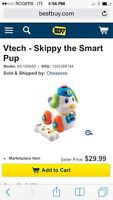 Vtech skippy with remote included now asking 20.00