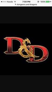SEARCHING FOR DUNGEONS AND DRAGONS PLAYERS! Kawartha Lakes Peterborough Area image 1