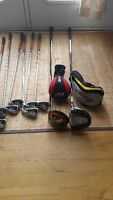 callaway irons and Drivers right handed