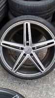 """REAL 20"""" VOSSEN PACKAGE FOR BMW 3 SERIES OR ACURA TL!"""