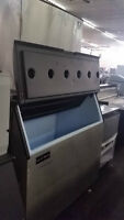 Giant Ice Machines and Bins for Sale - Buy Big & Save Long Term