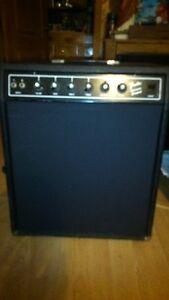 Amplis Fender Bassman compact vintage 1x15