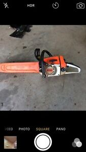 Chain saw for trade 026