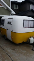 Classic 1970's Boler Trailers for Rent