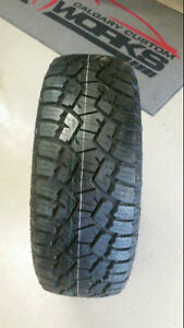 NEW! 285/70r17 - ALL TERRAIN - free install !!! ONLY $990/set