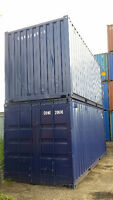 Storage Containers for Rental or Purchase