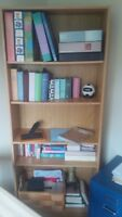 Book Case and Youth Desk