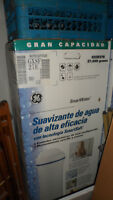 GE Water Softener System