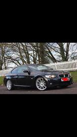 BMW 3 SERIES SOUPE 320D M SPORT