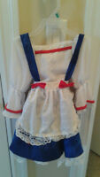 Rag Doll (2-3 years old) Dress