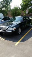 2008 Lincoln Town Car Sedan propane