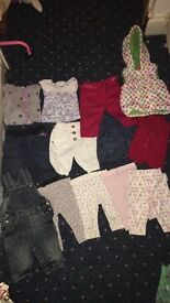 Baby girl bundle mostly from next 3-6months